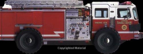 Fire Truck (Wheelie Books)