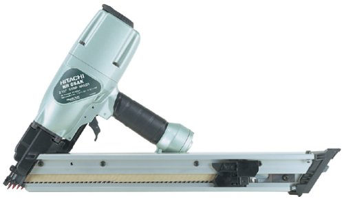 Hitachi NR65AK Round Head 1-1/2-Inch to 2-1/2-Inch Positive Placement Nailer  (Discontinued by Manufacturer)