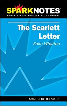 the scarlet letter sparknotes paperback january 10 2002