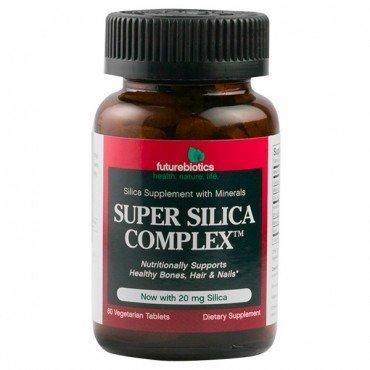 Futurebiotics 60 Tabs (Silica Complex 60 Tablets)