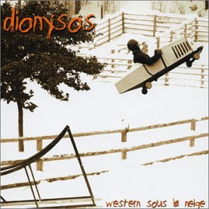 dionysos western sous la neige