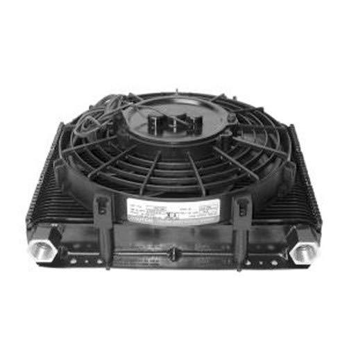 - EMPI 00-9292-0 72 Plate VW, Sand Rail & Off Road Oil Cooler & Fan Kit