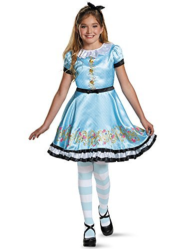 Tv Land Characters Costumes (Ally Deluxe Child Costume - Large)