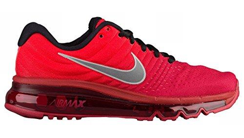 Nike - Zapatillas para niño rojo rojo