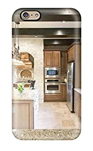 Hot New Two Tone Cabinetry Kitchen Case Cover For Iphone 6 With Perfect Design