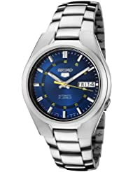 Seiko Mens SNK615 Automatic Stainless Steel Watch