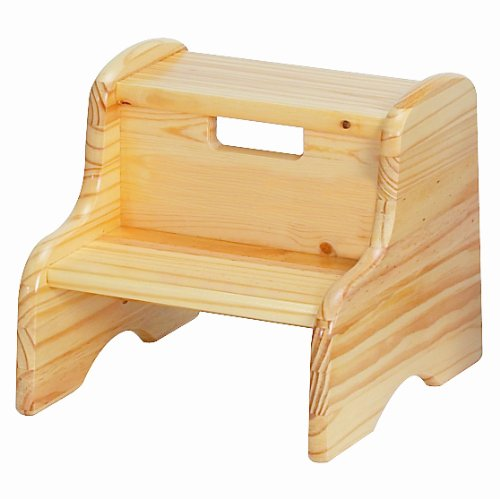 Little Colorado 105WDNA Natural Step Stool