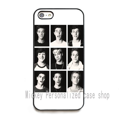 Magcon Boys MAGCON phone cases cover for iPhone 5/5S
