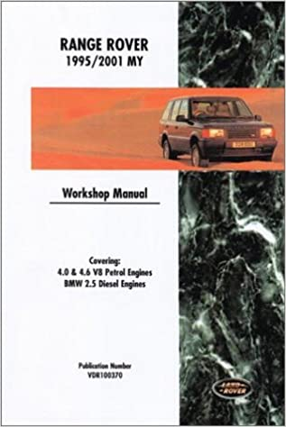 Range rover official workshop manual 1995 2001 rover group ltd range rover official workshop manual 1995 2001 fandeluxe Image collections