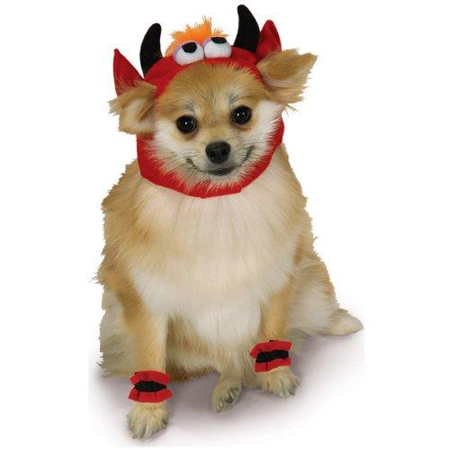 Devil Dog Pet Costume (Devil Pet Costume - Large)