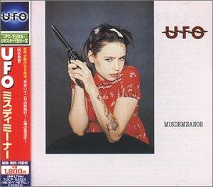 Ufo Misdemeanor Amazon Com Music