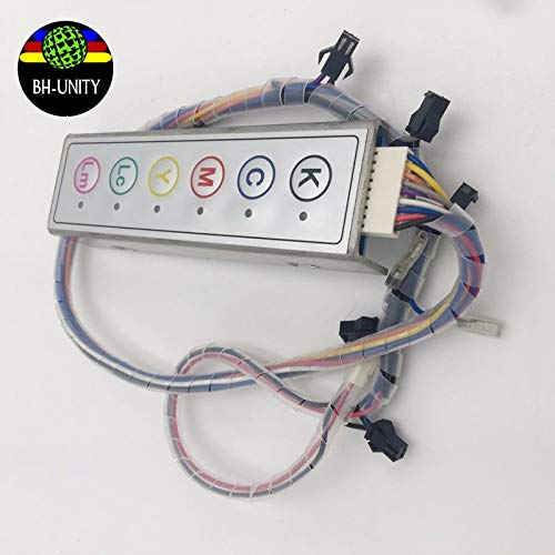 Printer Parts New Model Ink Control Switch//6 Color Ink Control Pressure Switch for Infiniti Inkjet Printer with