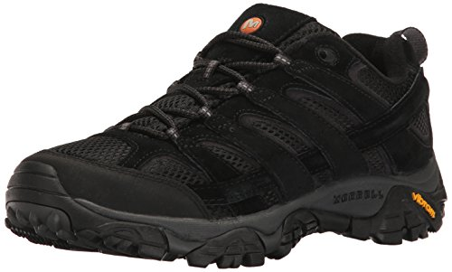 Merrell Men's Moab 2 Vent Hiking Shoe, Black Night, 9 M US