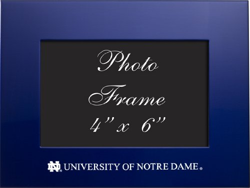 Notre Dame Picture Frame Notre Dame Fighting Irish