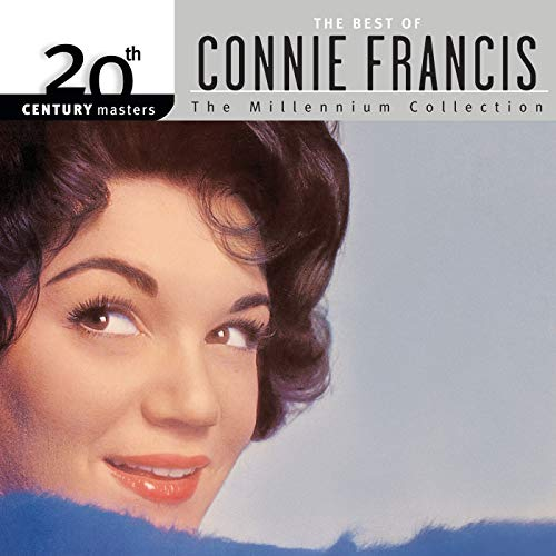 20th Century Masters: The Millennium Collection: Best of Connie Francis (Mp3 Francis Connie)