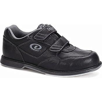 Dexter Men's V Strap Bowling Shoes, Black, 7 0