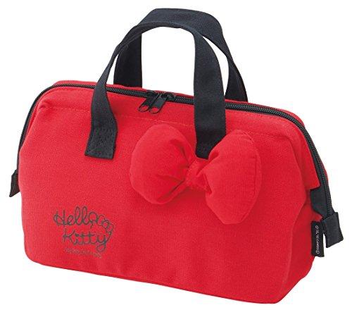 Skater Canvas Lunch bag Sanrio Hello Kitty 17 Ribbon KGAF1 - Hello Kitty Princess Castle