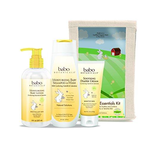 Babo Botanicals Newborn Essential Piece