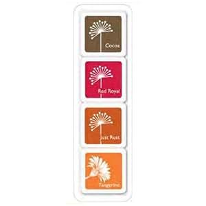 Hero Arts Color Layering Mini Ink Set - Autumn Trees