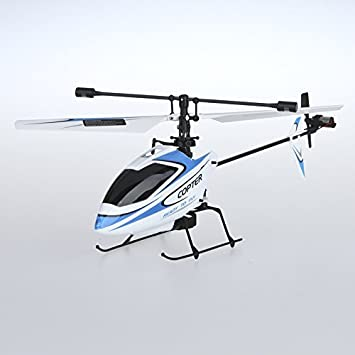 Mini Dron - helicóptero del RC de 4 canales de 2,4 GHz: Amazon.es ...