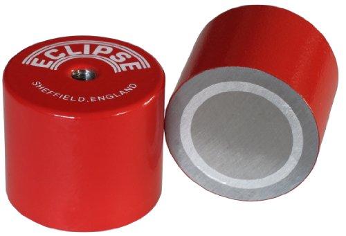 Eclipse Pot (Eclipse Magnetics 833NF Alnico Deep Pot Magnet, 1.06