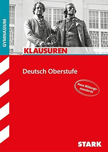 STARK Klausuren Gymnasium   Deutsch Oberstufe