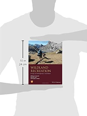 Wildland Recreation: Ecology and Management (Wiley Desktop Editions)