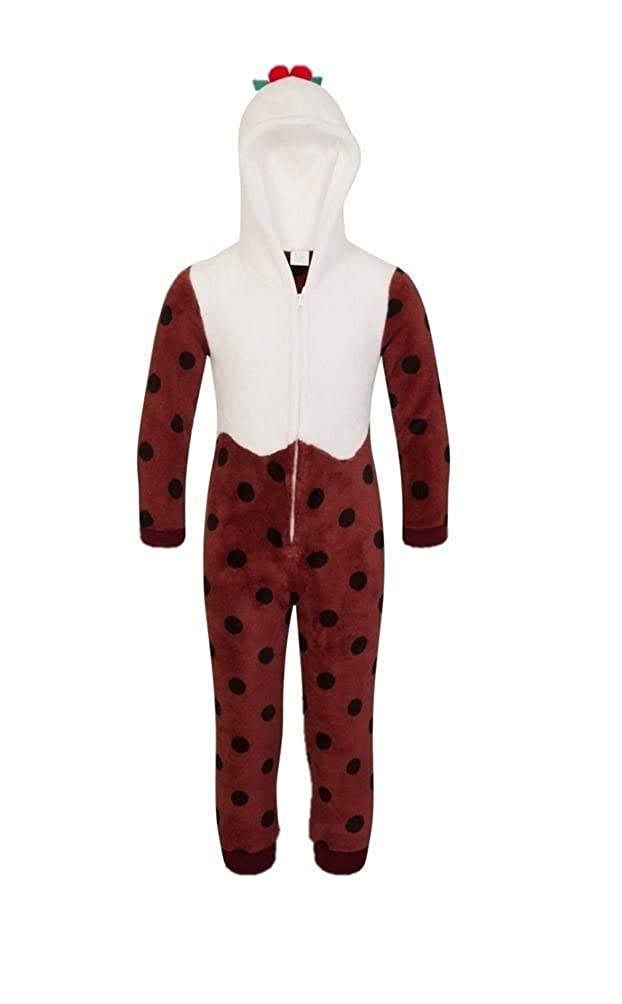 Ladies Novelty Pyjama All in one Pyjamas Christmas Boutique