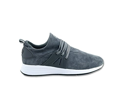 Project Delray Wavey - Dark Grey/White (Grau) - Sneaker (37)