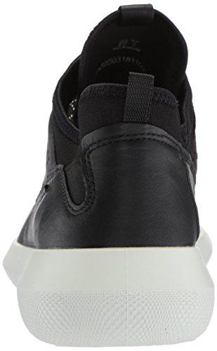 Sneakers Ecco black Femme Scinapse Noir Basses 0P5U5Rwnq