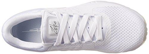 Nike Mens Air Max Zero Qs Scarpa Da Corsa Bianco / Platino Puro - Platino Puro