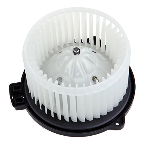 Blower Motor w/Fan ABS Cage ECCPP Replacement fit for 2000-2005 Toyota Echo /1995-2004 Toyota Tacoma ()