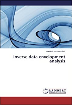 Book Inverse data envelopment analysis by Abdollah Hadi-Vencheh (2014-06-02)