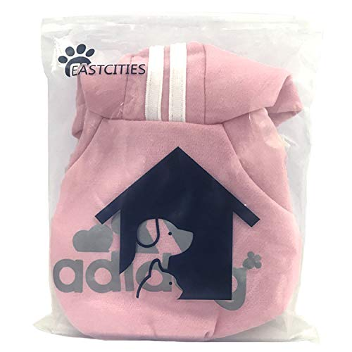 Pictures of EastCities Winter Puppy Hoodie Small Dogs Warm AD04 2