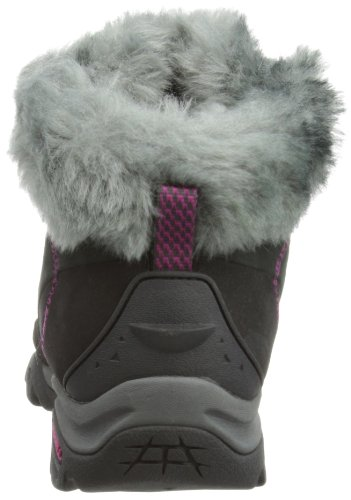 mujer Snowbound para Merrell negro senderismo de Drift botas púrpura Waterproof PZZq07v