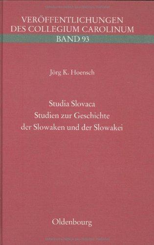 Studia Slovaca