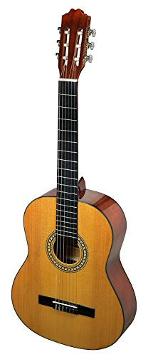 Dean Classical Guitar Pack with Foot Stool and Gig Bag
