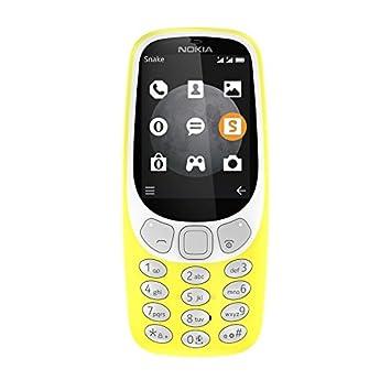 c26ef577a0eb7 Nokia 3310 - Téléphone portable débloqué 3G (Ecran 2