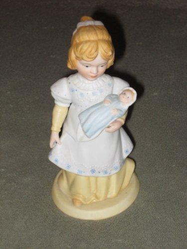 Vintage 1981 Avon A Mother's Love Porcelain Figurine