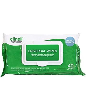 Toallitas Universales Clinell. Paquete de 40.