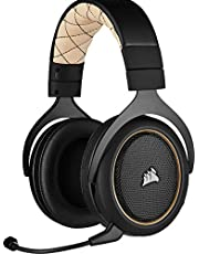 Corsair Casque Gaming HS70 Pro Wireless, Crème