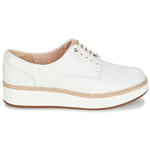 40 White Rhea Coloris Matiere Teadale Cuir Taille xaH1nSTS