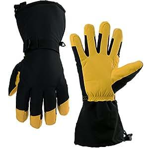 Amazon.com : Winter Gloves, OZERO -40ºF Cold Proof Thermal