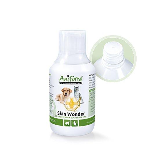 AniForte® Skin Wonder 250ml - pflegt und beruhigt die Haut bei Juckreiz - Naturprodukt für Hunde und Katzen