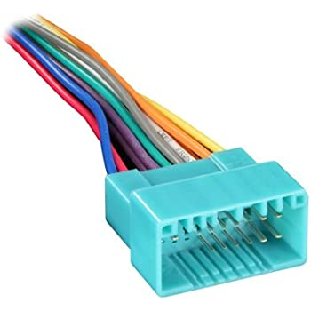 41TYiAS2OzL._SL500_AC_SS350_ amazon com metra 70 1721 wiring harness for 1998 2005 acura wire harness trade shows at virtualis.co