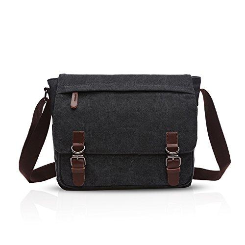 7ae20173bf1a FANDARE Casual Postman Messenger Bag Men Portable Business Student Travel Shoulder  Bag Large Capacity Multi-