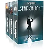 The Crystal Series Boxed Set: A Spiritual Warfare Romantic Thriller Series (Books 1-3)