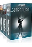The Crystal Series Boxed Set: A Christian Romantic Thriller Series (Books 1 - 3: Searchlight, Surrender & Insurrection)