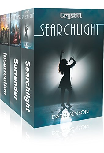 Search : The Crystal Series Boxed Set: A Christian Romantic Thriller Series (Books 1 - 3: Searchlight, Surrender & Insurrection)