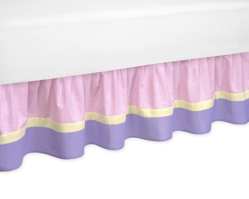 Sweet Jojo Designs Pretty Pony Queen Kids Children's Bed Skirt by Sweet Jojo Designs (Image #2)